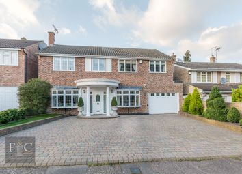 Thumbnail 5 bedroom property for sale in Howfield Green, Hoddesdon, Hertfordshire