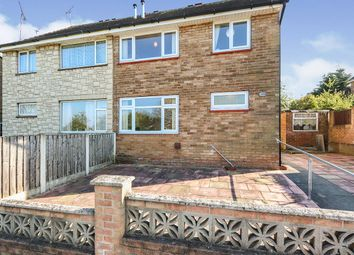 Thumbnail 3 bed semi-detached house for sale in Wensleydale Road, Rotherham, South Yorkshire