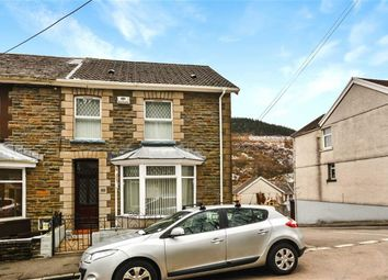 Thumbnail 3 bedroom terraced house for sale in Station Terrace, Aberdare, Rhondda Cynon Taff