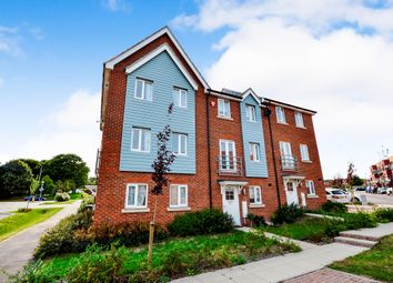 Thumbnail 3 bed town house for sale in Weavers Close, Eastbourne