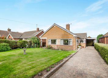Thumbnail 3 bed detached bungalow for sale in Station Road, Sutton, Retford