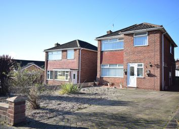 Thumbnail 3 bed detached house for sale in Brownlow Drive, Nottingham