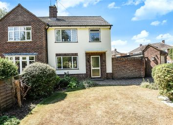 Thumbnail 3 bed semi-detached house for sale in Thames Mead, Windsor, Berkshire