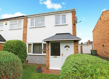 Thumbnail 3 bed semi-detached house for sale in 6 Old Hall Close, Wellington, Telford