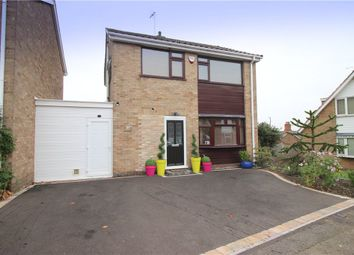 Thumbnail 3 bed detached house for sale in Ingle Close, Spondon, Derby