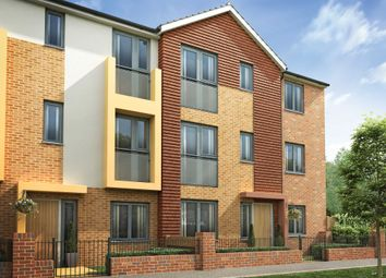 """Thumbnail 4 bed end terrace house for sale in """"The Medlock"""" at Watkin Close, Off Plymouth View, Manchester"""