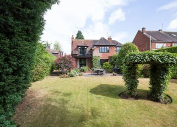 Thumbnail 3 bed detached house for sale in Needlers End Lane, Balsall Common, Coventry