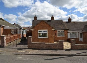 Thumbnail 2 bed semi-detached bungalow for sale in Laburnum Crescent, Spinney Hill, Northampton
