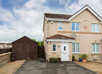 Thumbnail 3 bed semi-detached house for sale in Pitmedden Road, Dunfermline