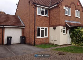 Thumbnail 3 bed semi-detached house to rent in Colindale Gardens, Nottingham