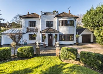 Thumbnail 4 bedroom detached house for sale in Langley Avenue, Surbiton, Surrey
