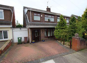 Thumbnail 3 bed semi-detached house for sale in Barwell Avenue, St. Helens