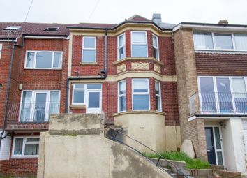 Thumbnail 4 bed terraced house to rent in Nesbitt Road, Brighton