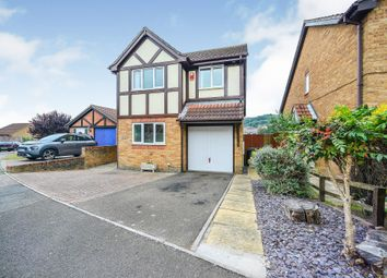 The Fairway, Newhaven BN9. 3 bed detached house