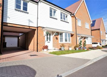 Thumbnail 4 bed terraced house for sale in Flora Way, Hoo, Rochester