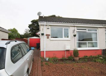Thumbnail 3 bedroom semi-detached bungalow for sale in Sycamore Place, Northmuir, Kirriemuir
