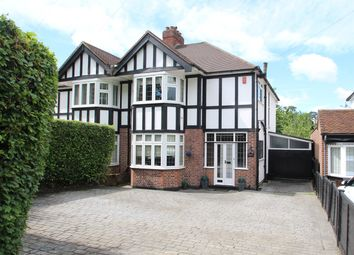 Thumbnail 4 bed semi-detached house for sale in Hastings Road, Bromley