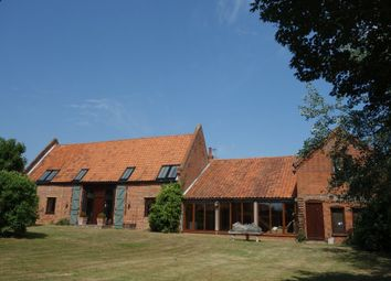 Thumbnail 5 bed barn conversion for sale in Frostenden Corner, Frostenden, Beccles