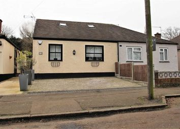 Thumbnail 4 bedroom semi-detached bungalow for sale in Cascade Road, Buckhurst Hill, Essex