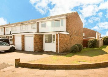 3 bed end terrace house for sale in Jellicoe Close, Eastbourne BN23