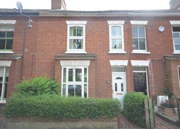Thumbnail 3 bedroom terraced house for sale in Beatrice Road, Norwich
