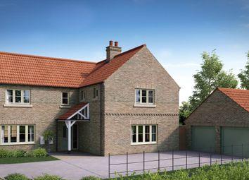 Thumbnail 5 bed detached house for sale in Plot 8, The Copse, Marton Cum Grafton, Near Boroughbridge