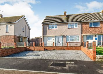 Thumbnail 3 bed semi-detached house for sale in Wilberforce Way, Gravesend, Kent