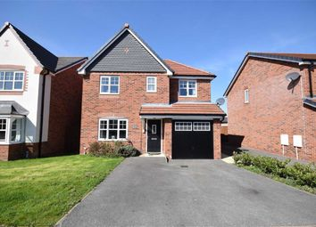 Thumbnail 4 bed detached house for sale in Sycamore Gardens, Leyland, Preston, Lancashire