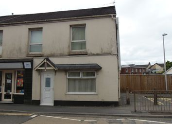 Thumbnail 1 bed flat to rent in Hall Street, Llanelli