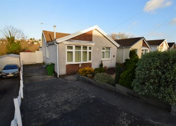 Thumbnail 3 bedroom semi-detached bungalow for sale in Fairview Close, Pontyclun
