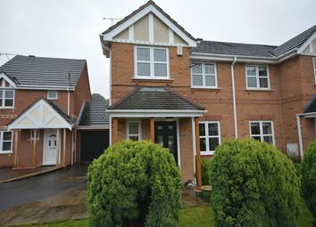 3 bed semi-detached house for sale in Spital Brook Close, Spital, Chesterfield S41