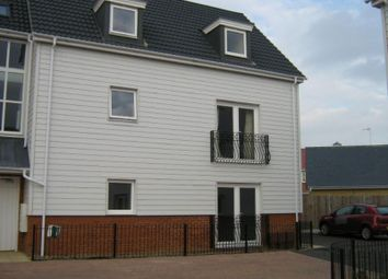 Thumbnail 1 bed flat to rent in 11 Victory Court, Diss, Norfolk