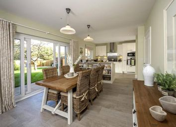 Thumbnail 4 bed detached house for sale in Hauxton Meadows, Cambridge Road, Hauxton, Cambridgeshire