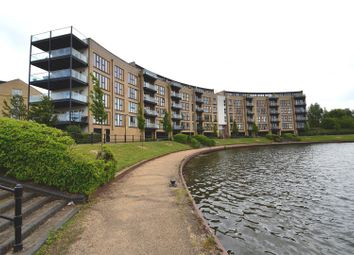 Thumbnail 2 bed flat for sale in Derwent House, Felsted, Caldecotte