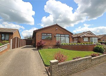 Thumbnail 2 bed bungalow for sale in Belmont Way, South Elmsall, Pontefract, West Yorkshire