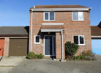 Thumbnail 3 bed link-detached house for sale in Worcester Road, Ipswich, Suffolk
