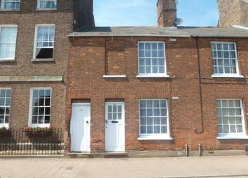Thumbnail 2 bedroom terraced house to rent in North Brink, Wisbech