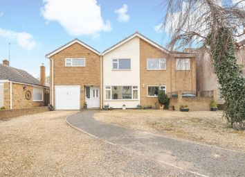 Thumbnail 6 bed detached house for sale in Eastgate, Deeping St James, Peterborough