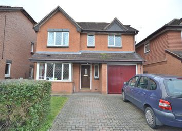 Thumbnail 4 bed detached house for sale in Ockley Brook, Didcot