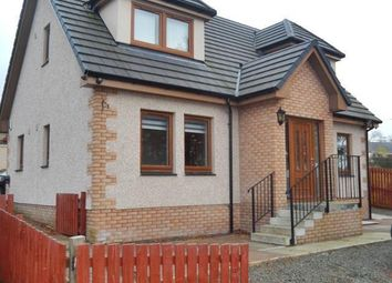 Thumbnail 4 bed detached house to rent in Ayr Road, Rigside, Lanark