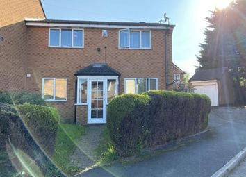 Thumbnail 4 bed semi-detached house for sale in Greetville Close, Stechford, Birmingham, West Midlands