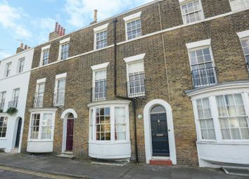 Thumbnail 4 bed terraced house to rent in Spencer Square, Ramsgate