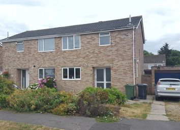 Thumbnail 1 bed semi-detached house to rent in Mendip Road, Yatton, Bristol