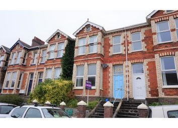 Thumbnail 4 bedroom town house for sale in Salisbury Road, Plymouth