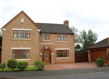Thumbnail 4 bed detached house for sale in The Toppings, Bonds, Garstang, Lancashire