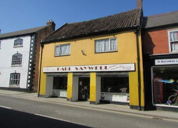 Thumbnail Retail premises for sale in 11 High Street, Alford