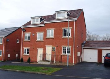 Thumbnail 3 bed semi-detached house for sale in Finchale View, West Rainton, Houghton Le Spring