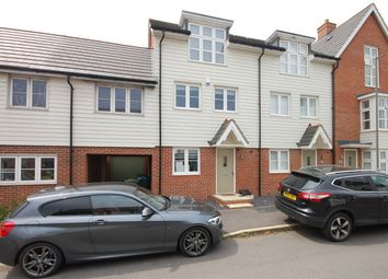 Excalibur Road, Aylesbury, Buckinghamshire HP18. 4 bed terraced house for sale