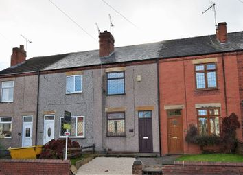 Thumbnail 2 bed terraced house for sale in Thanet Street, Clay Cross, Chesterfield