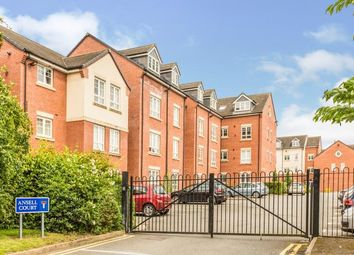 Thumbnail Flat for sale in Ansell Court, Ansell Way, Warwick, Warwickshire